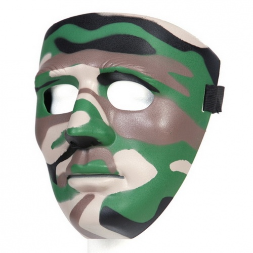 masque de visage camo en plastique stenay metz nancy reims