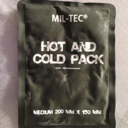 hot and cold pack Miltec pack chaud-froid