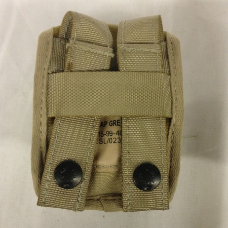 Pochette porte grenade camo anglais original surplus for Porte and anglais