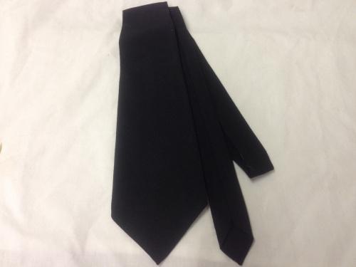 vraie qualité meilleur endroit Promotion de ventes Cravate noire neuve de l'armée française - Surplus Militaire ...