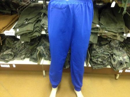 Pantalon de jogging bleu - Surplus Militaire