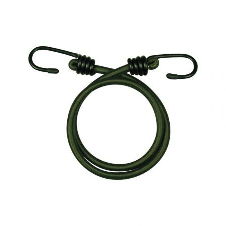 """Kombat vert militaire cordon élastique élastique 30cm 12 /""""Pack de 5"""