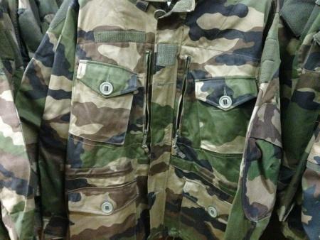 Veste f lin t3 hiver neuve surplus militaire en ligne - Surplus militaire brest port de commerce ...
