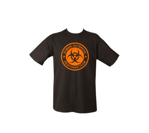 T-shirt Zombie Outbreak